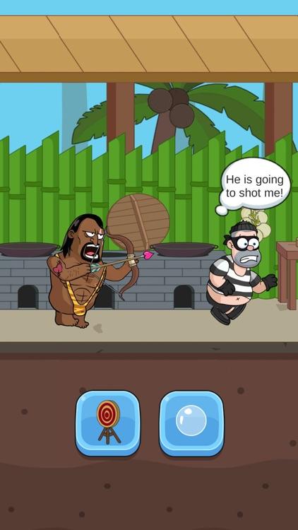 Jail Breaker: Sneak Out! screenshot-4