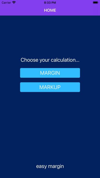 Easy Margin