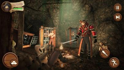Sea Pirates Battle Action RPG screenshot 3