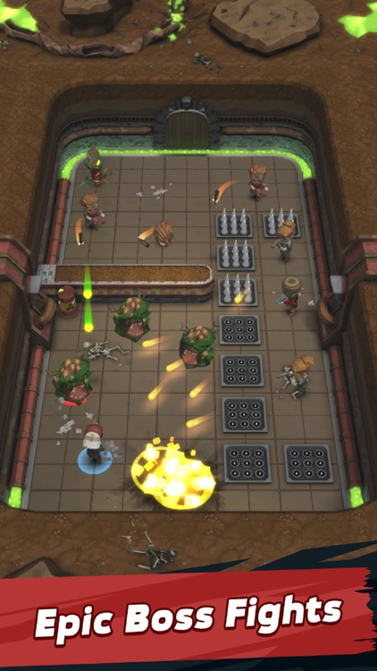 Zombero: Hero Shooter screenshot-4