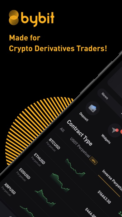 Bybit: Bitcoin Crypto TradingScreenshot of 1