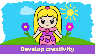 messages.download Baby coloring book for kids 2+ software
