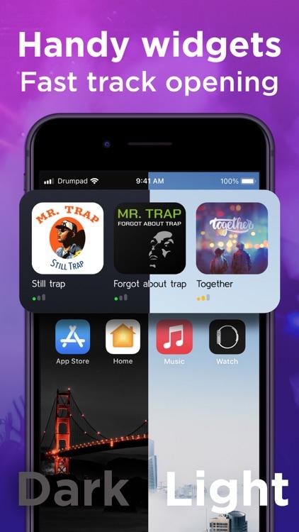 Drum Pad - Music & Beat Maker screenshot-3
