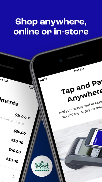 Quadpay: Buy Now, Pay Later screenshot-3