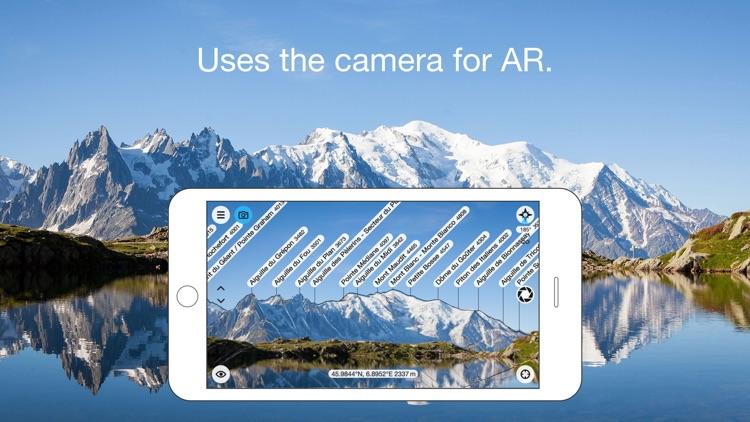 PeakFinder AR screenshot-0