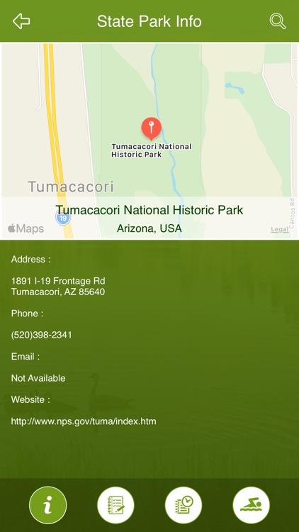 Arizona State Parks Guide screenshot-3