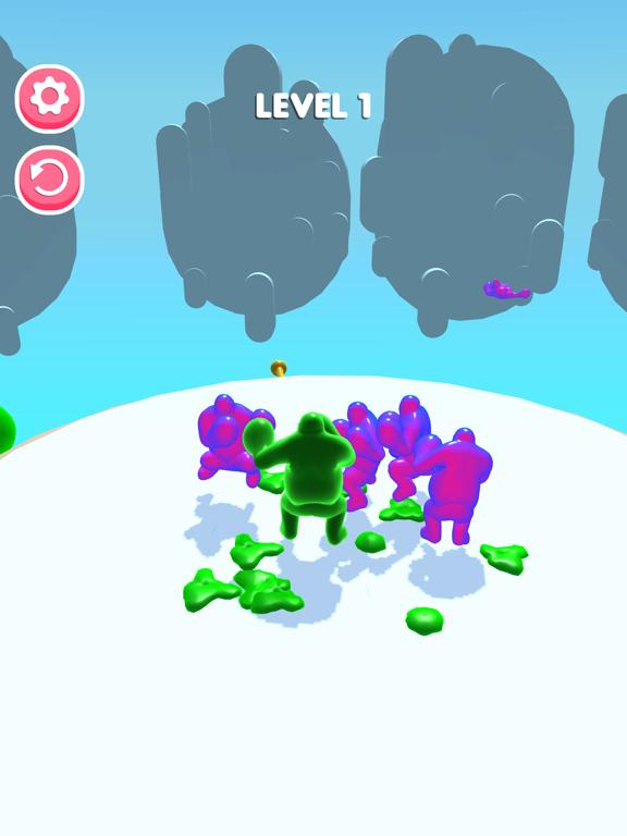Blob Up! 3D screenshot 9