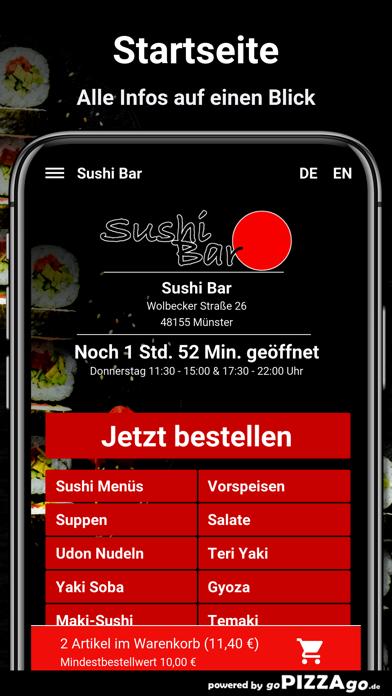 Sushi Bar Münster screenshot 2
