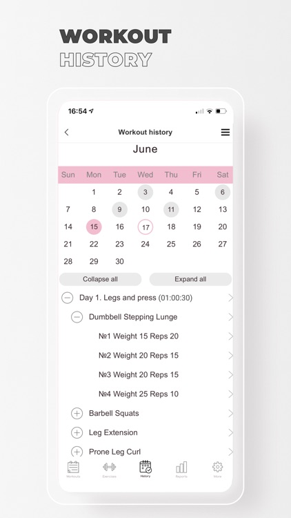 Fitness for Women at Home Gym screenshot-5