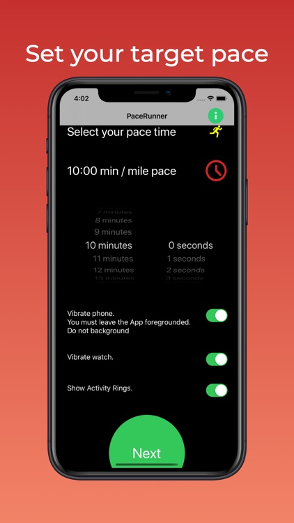 Pace-Runner