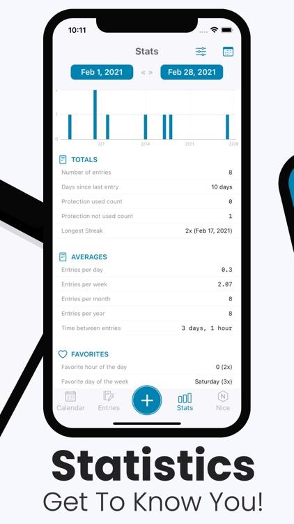 Sex Tracker by Nice