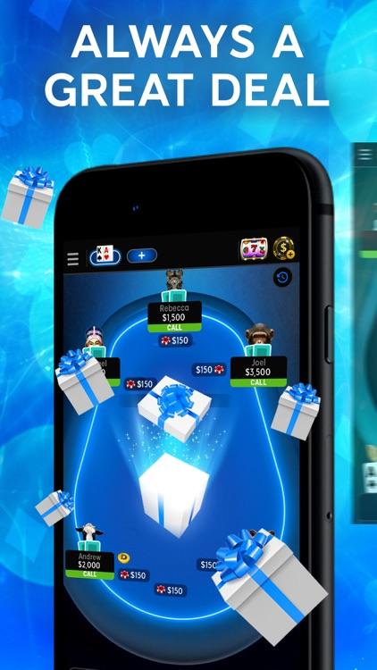 888 Poker -Texas Holdem online screenshot-4