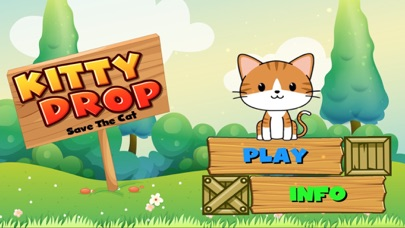 Kitty Drop Cat Save screenshot 1