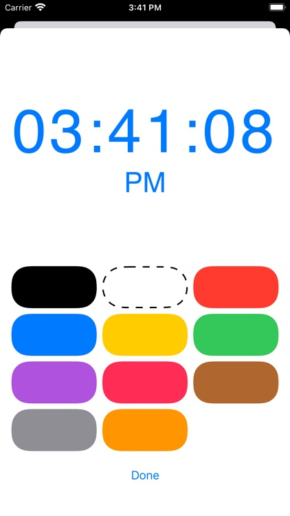 My big clock screenshot-6