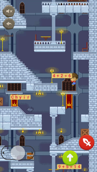 The Mad Castle Screenshot