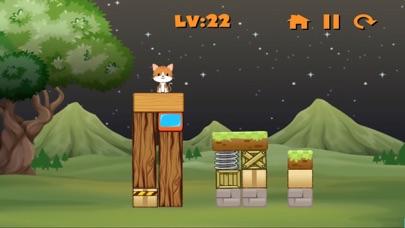 Kitty Drop Cat Save screenshot 9