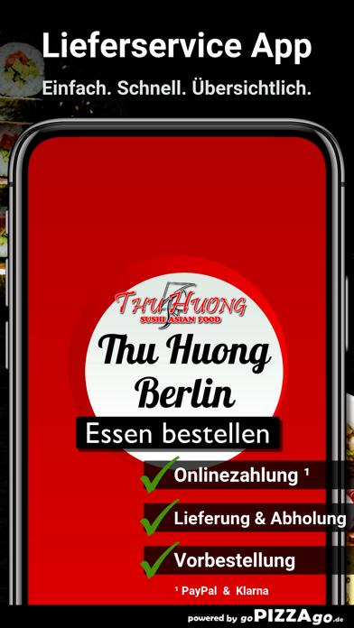 Thu Huong Berlin screenshot 1