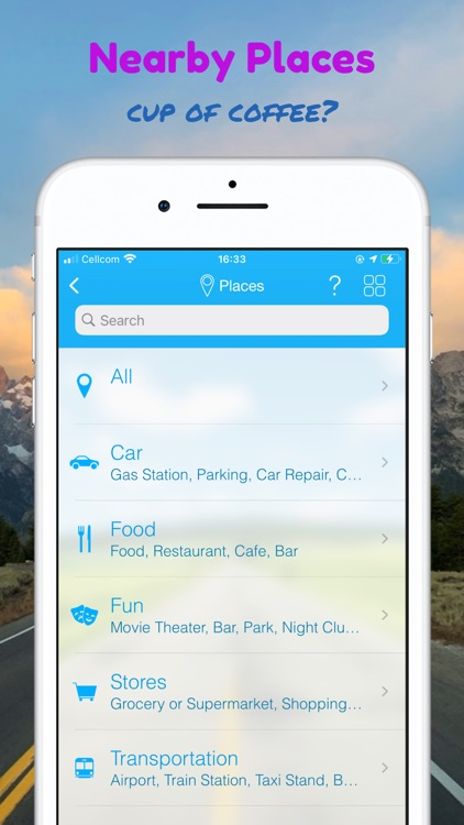 iCarMode: Drive Safely screenshot-8