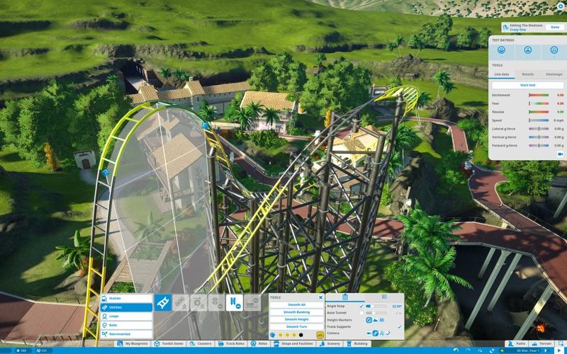 Planet Coaster screenshot 2