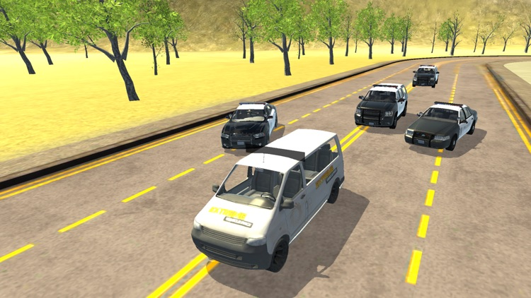 Police Car Simulator: Cop Duty