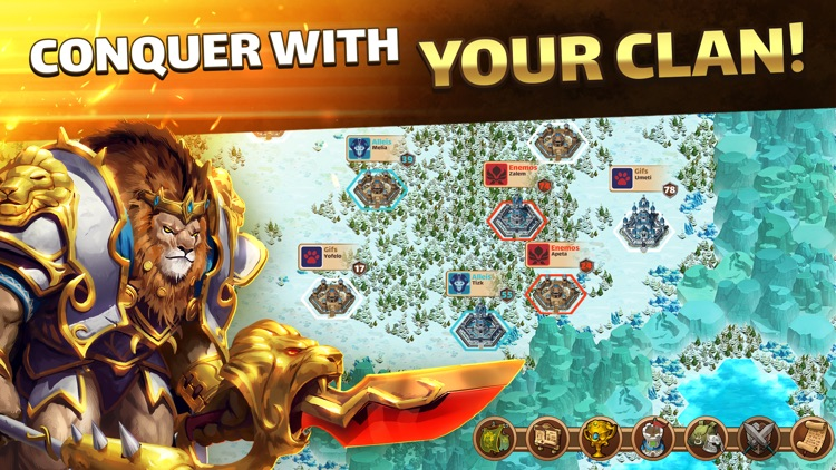 Million Lords: World conquest