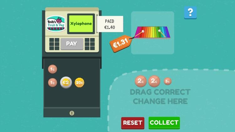 Happy Shoppers: Money maths! screenshot-4
