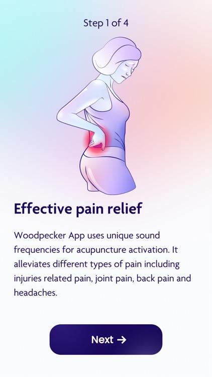 Woodpecker Pain Relief