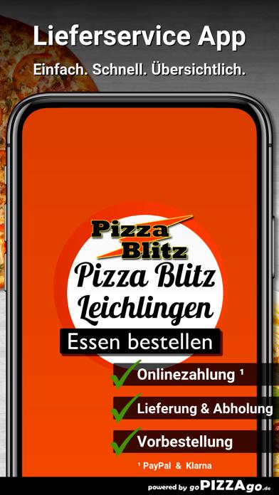 Pizza Blitz Leichlingen screenshot 1