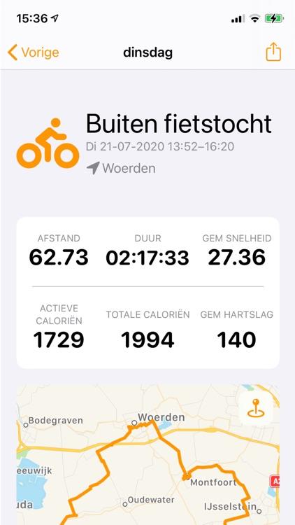 My Workout Stats screenshot-4
