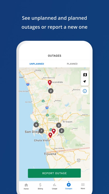 San Diego Gas and Electric® screenshot-4