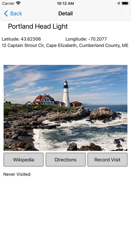 America's Lighthouses screenshot-3
