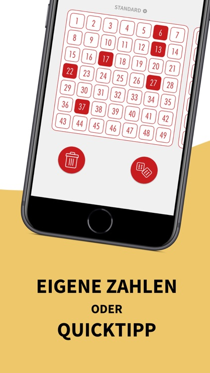 Clever Lotto & Eurojackpot App