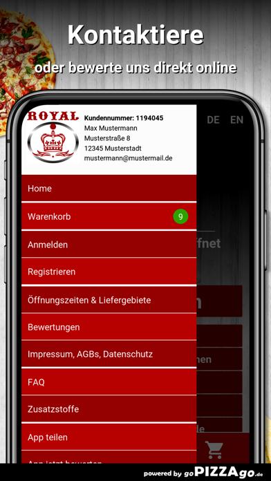 Royal Kebab Bochum screenshot 3