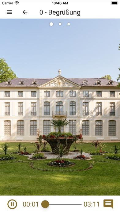 Sommerpalais Greiz screenshot 5