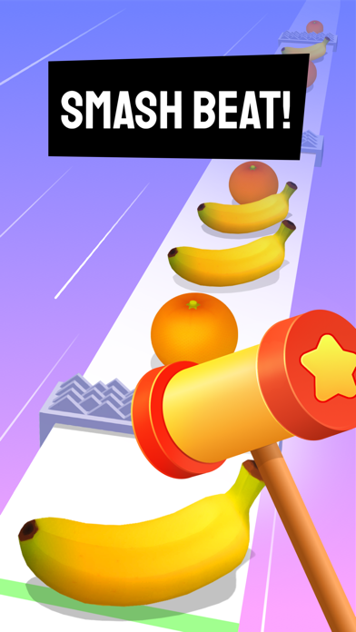 Beat Hammer – Fruits vs. Music screenshot 5