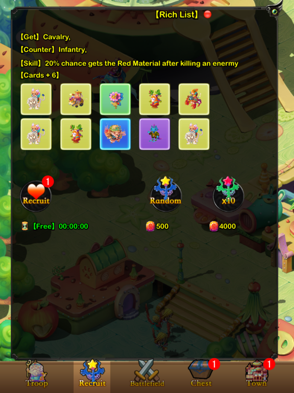 Angel Town 8- idle games screenshot 15