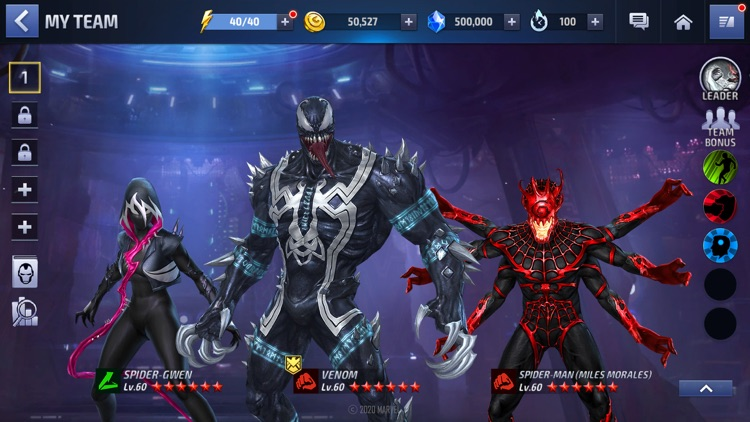 MARVEL Future Fight screenshot-5