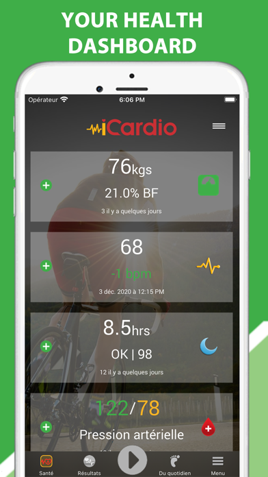 iCardio Workout Trackerのおすすめ画像9