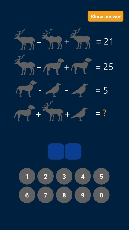 Math Puzzles & Riddles Game
