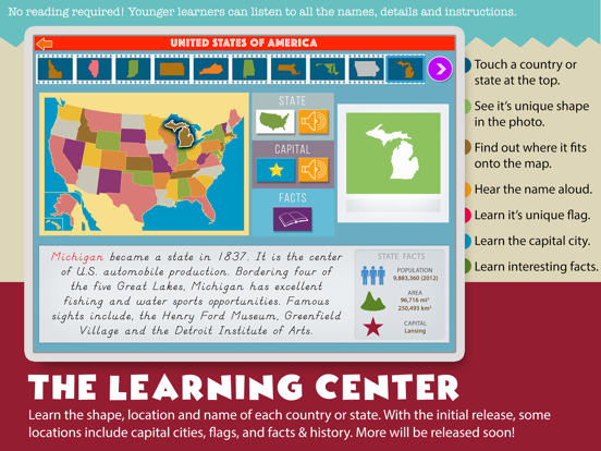 Montessori Geography School Ed screenshot 12