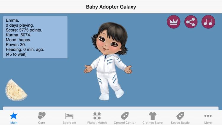 Baby Adopter Galaxy