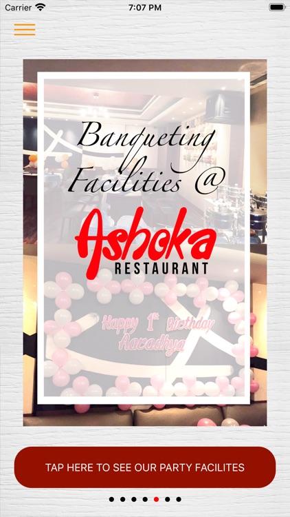 Ashoka Restaurant Nagpur screenshot-3