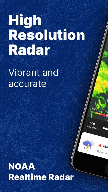 NOAA Weather Radar   Forecast