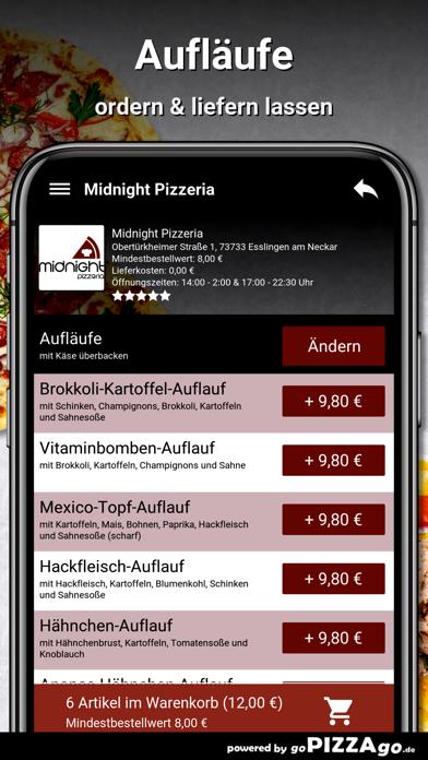 Midnight Pizzeria Esslingen screenshot 6