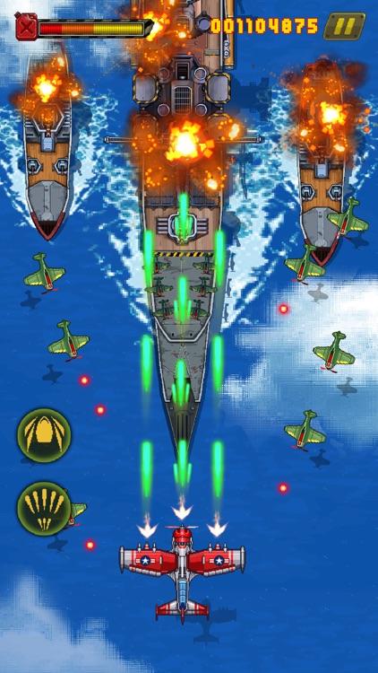1945 - Airplane shooting games screenshot-0