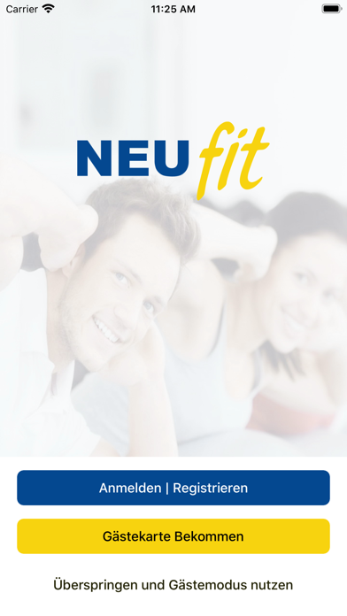 NEUfit NeuffenScreenshot von 1