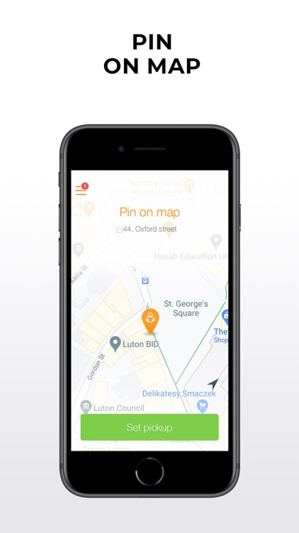VOI Taxis new ride hailing app