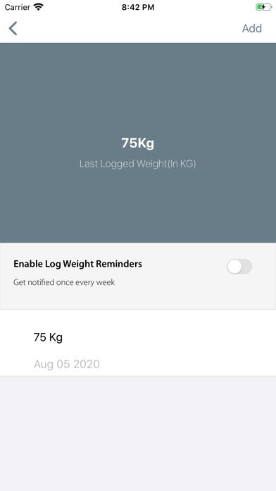 SmartFlex Fitness screenshot 2