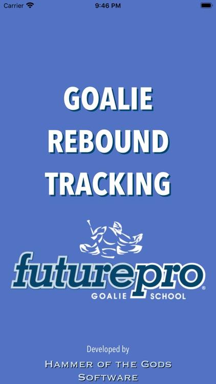 Goalie Rebound Tracking