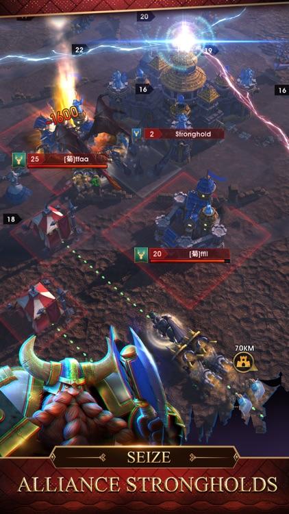 Alliance At War screenshot-4